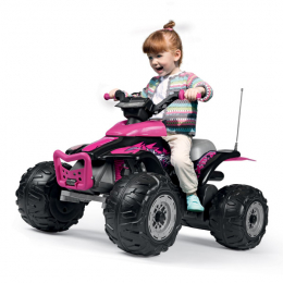 Corral T-Rex Pink 330W 12V NOVO!