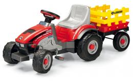 Mini Tony Tigre traktor na pedale